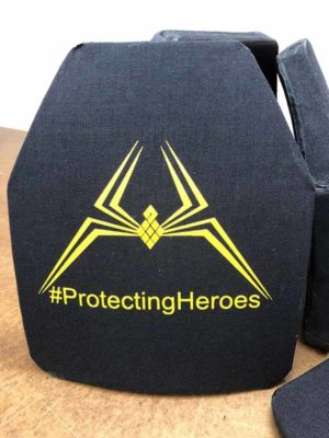 Protecting Heroes - Hard Armor